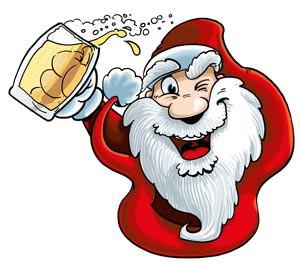 Prost Weihnachtsmann
