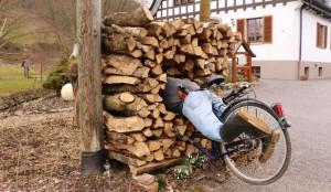 Bonzeler Radfahrer
